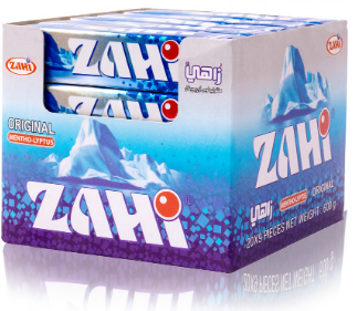 ZAHI Menthol Candy 9X20 Stick|12 Box |سكاكر منعشة أصابع