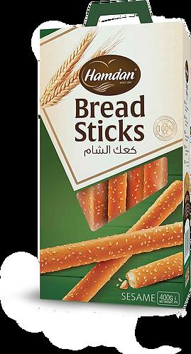 Hamdan Breadsticks Sesame|400 g|كعك الشام السمسم