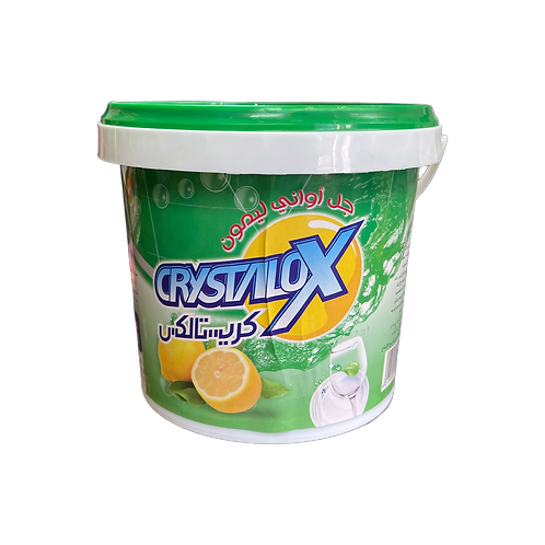 CRYSTALUX Dishwashing Gel|1300 ml|جيل تنظيف الأواني