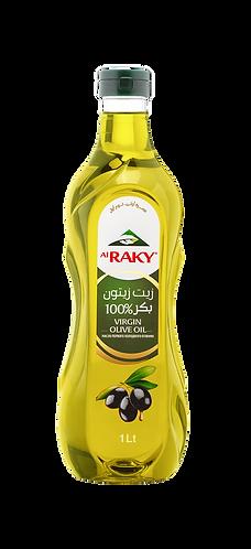 Al Raky Virgin Olive Oil  1L زيت زيتون بكر نوع أول