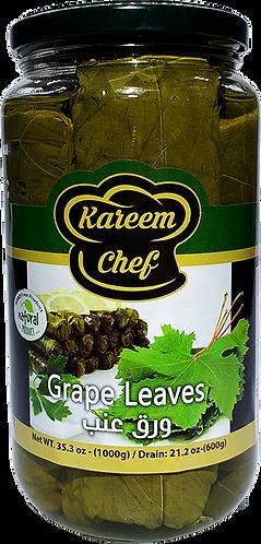 KareemChef Grape Leaves|1000 g|ورق عنب