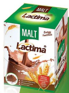 Lactima Hot Chocolete |200 g|شراب مالت  الشوكولا
