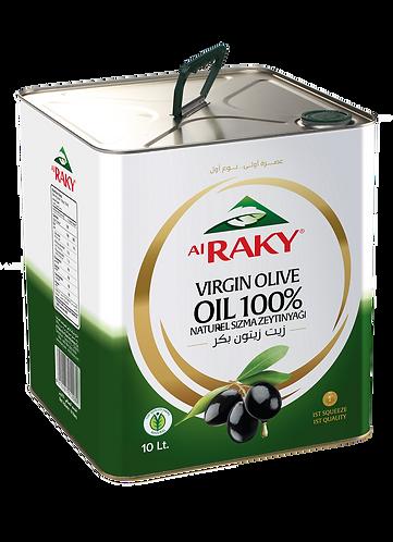 Al Raky Virgin Olive Oil |10 L|زيت زيتون بكر نوع أول