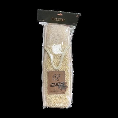 WARITEX Natural Back & Body Sponge|1 Pcs|ليفة حمام طبيعي / ظهر