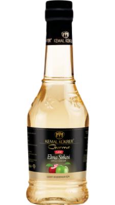 Kemal Kukrer Apple Vinegar |500 ml|خل التفاح \ عبوة زجاج