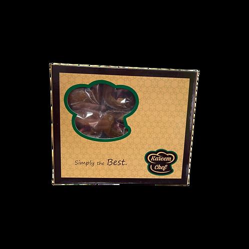 KareemChef Dried Apricot W/ Pistachio|310 g|مشمش مجفف محشي فستق