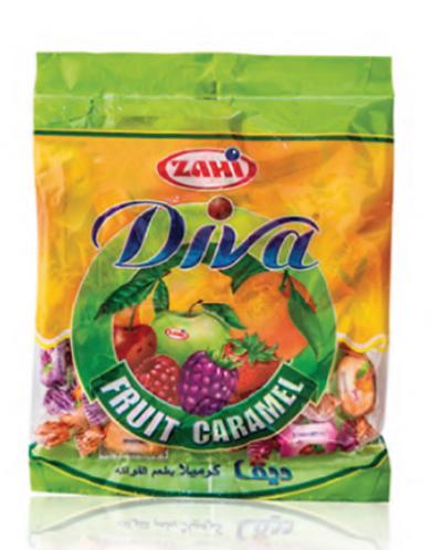 DIVA Caramella Fruit |225 g|كرميلا الفواكه