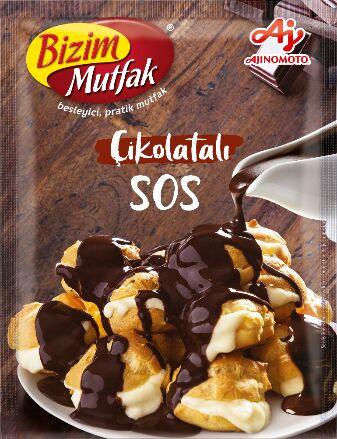 Bizim Mutfak Chocolate Sauce|128 g|صلصة الشوكولا