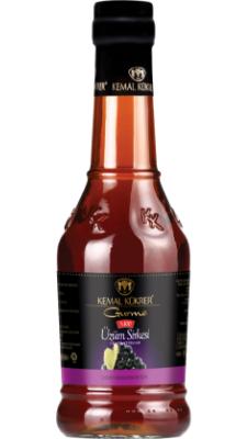 Kemal Kukrer Grape Vinegar |500 ml|خل العنب \عبوة زجاج