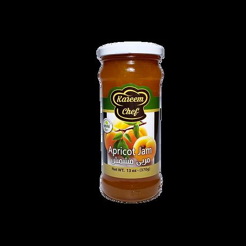 KareemChef Apricot Jam 370 g مربى المشمش