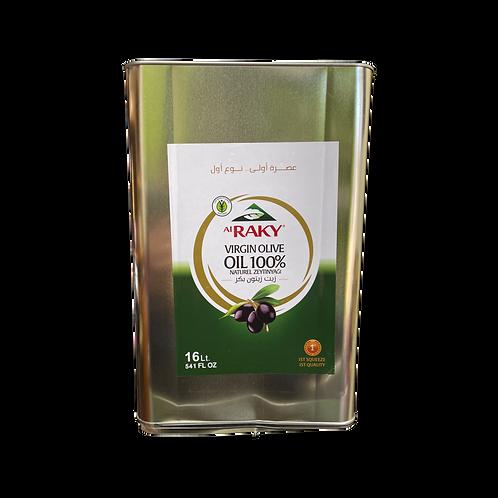 Al Raky Virgin Olive Oil |16 L|زيت زيتون بكر نوع أول