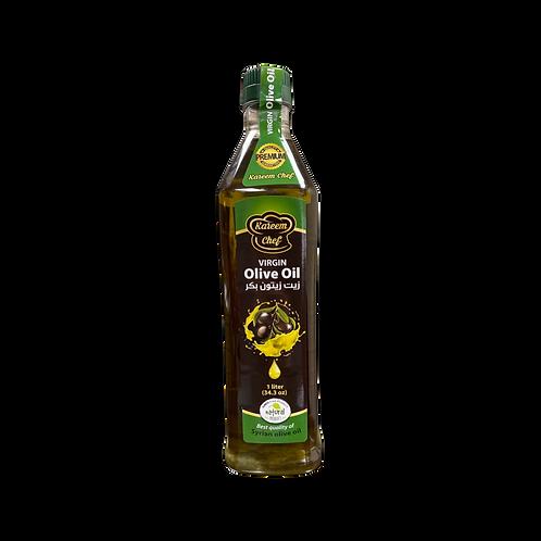 KareemChef Virgin Olive  Oil  1 L زيت زيتون بكر نوع أول