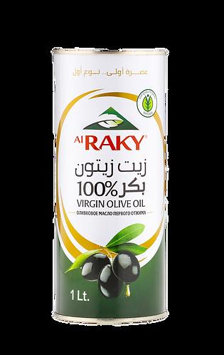 Al Raky Virgin Olive Oil |1 L|زيت زيتون بكر نوع أول