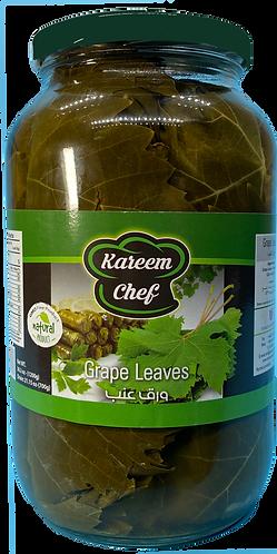 KareemChef Grape Leaves|1200 g|ورق عنب