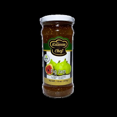 KareemChef Fig Jam|370 g|مربى  التين