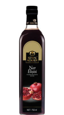 Kemal Kukrer Pomegranate Sour Sauce  750 ml صلصة الرمان / PET