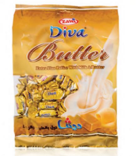 DIVA Caramella Butter 175 g كرميلا الزبدة
