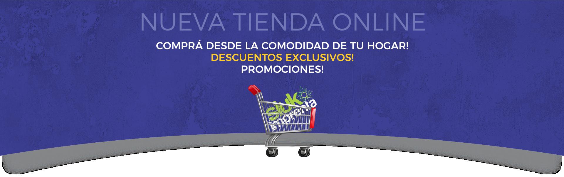 cabezal tienda online