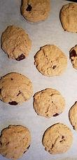 Almond Butter Cookies Gluten-Free