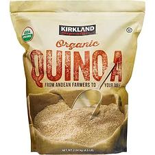 Jazzed Up Quinoa