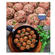 Asian Inspired Chicken Meatballs