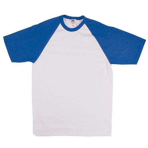 Fruit Of The Loom Baseball T-Shirts (F61026)