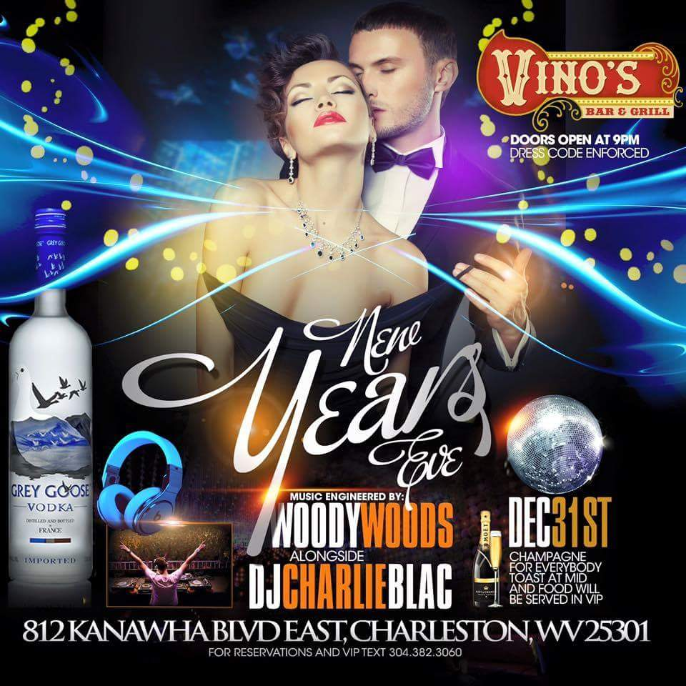 Vino's Bar and Grill Events