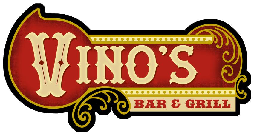 Vino's Bar and Grill Logo