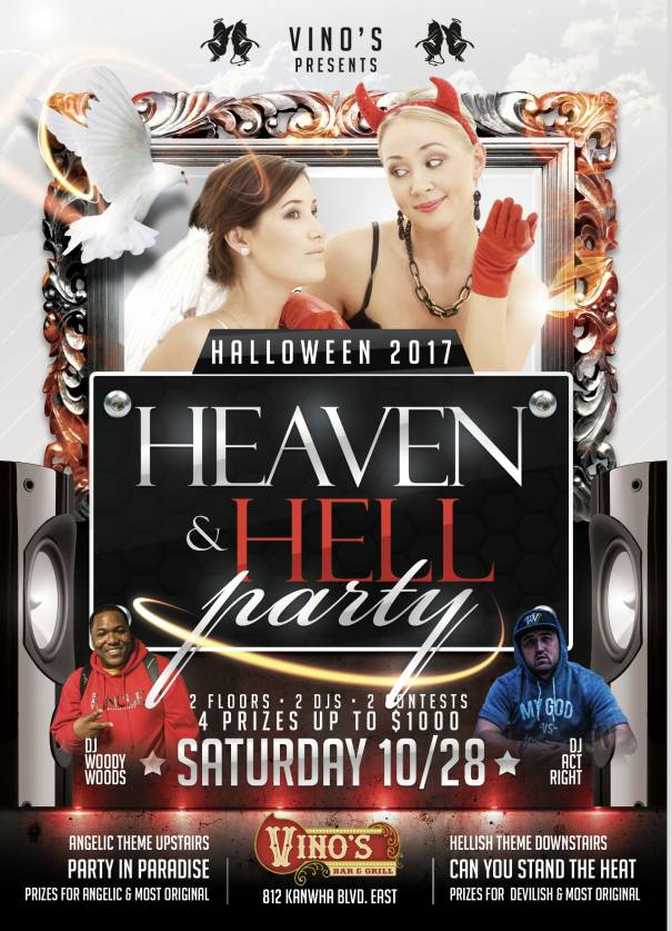 Heaven & Hell Party 2017