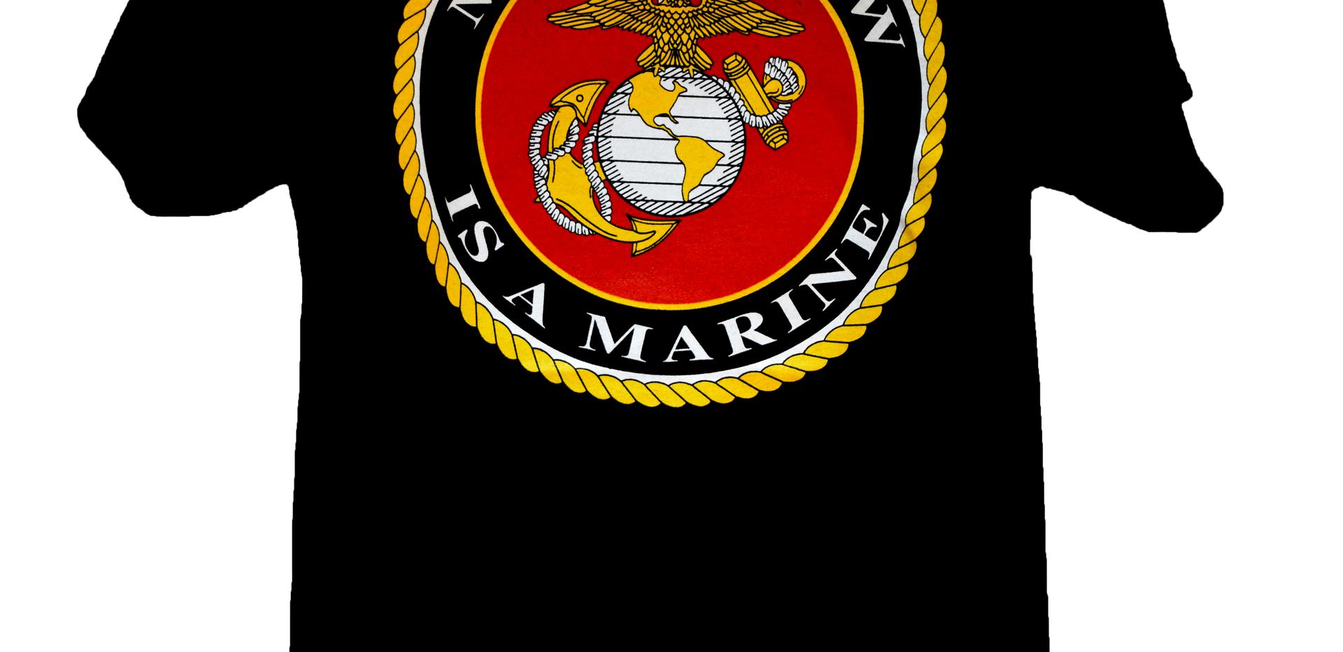 My Nephew is a Marine Back