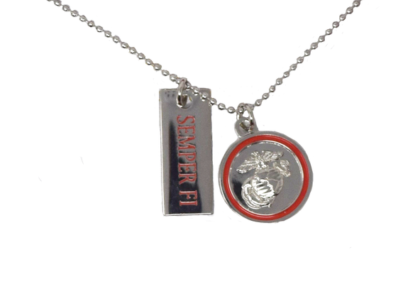 Semper Fi Necklace