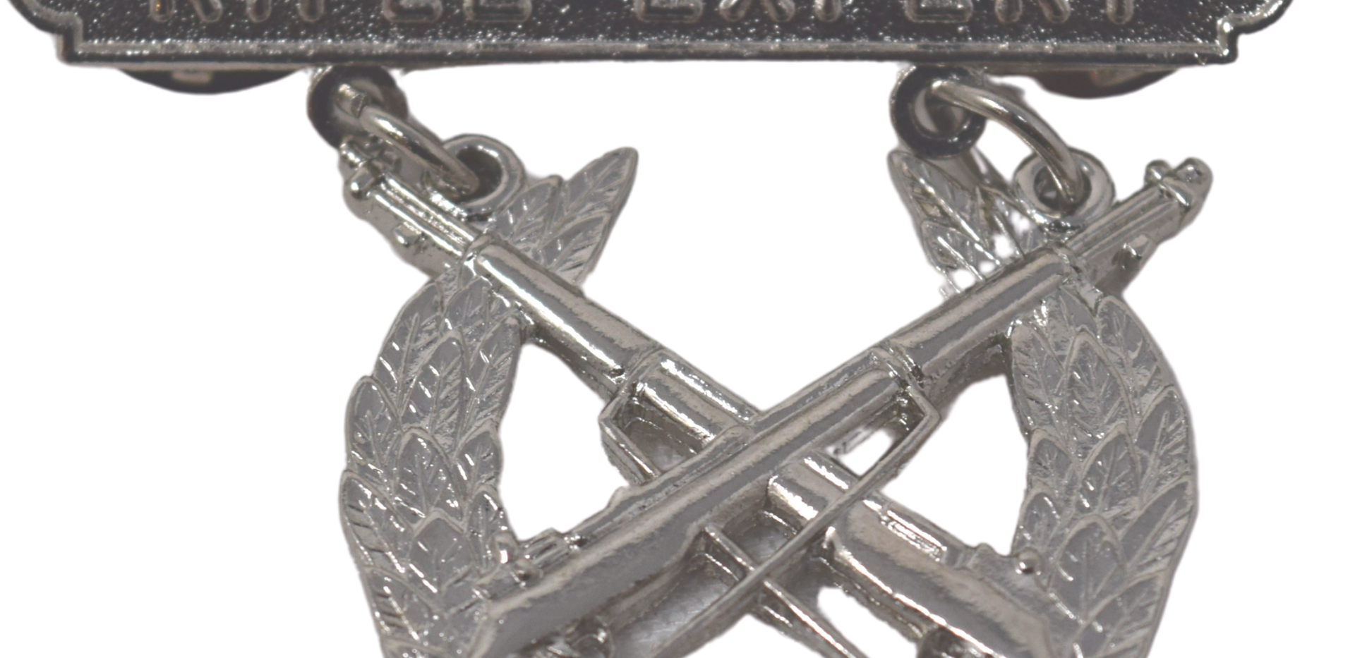 Rifle Expert Pistol Pin