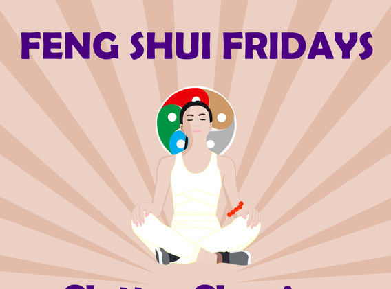 Feng Shui Fridays Clutter Clearing Tip Post