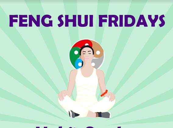 Feng Shui Fridays Habit Crusher Tip Post