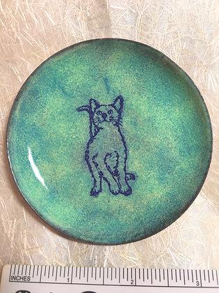 Walking Cat Bowl