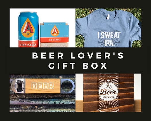 Beer Lover's Gift Box