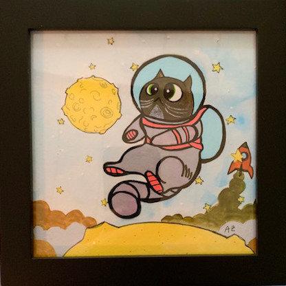 Space Kittie