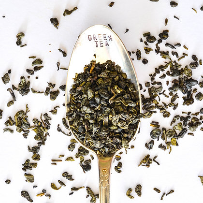 Gunpowder-Temple of Heaven Organic Green Tea