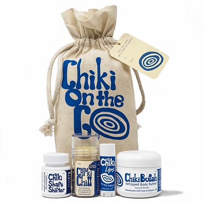 Chiki On The Go Gift Bag