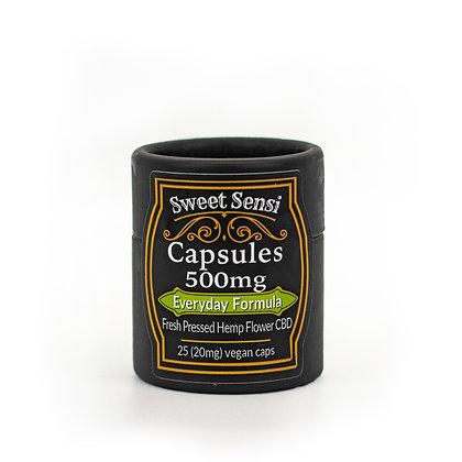Everyday CBD Capsules