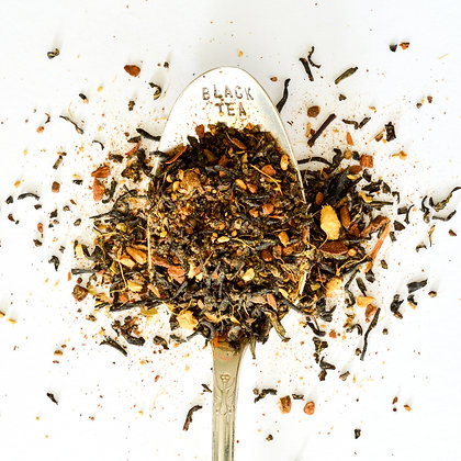 Vanilla Cinnamon Ginger Chai Black Tea