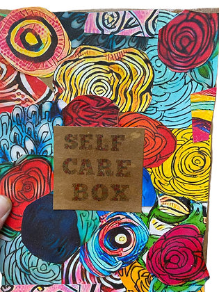 Self-Care Affirmation Box