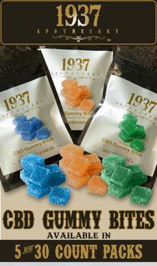 CBD Gummy Bites