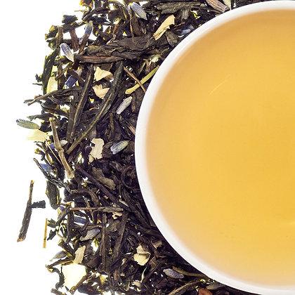 Lavender Fields Forever Green Tea
