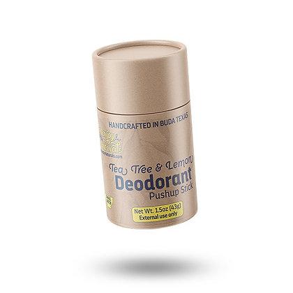 Tea Tree & Lemon Deodorant