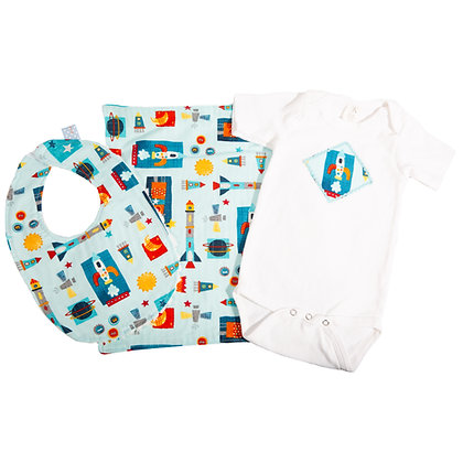 To The Moon Baby Gift Set