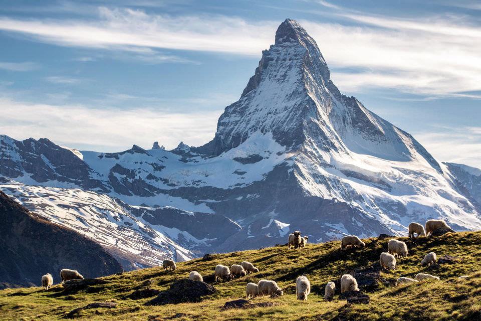 Matterhorn Birth Place Of A Deadly Myth