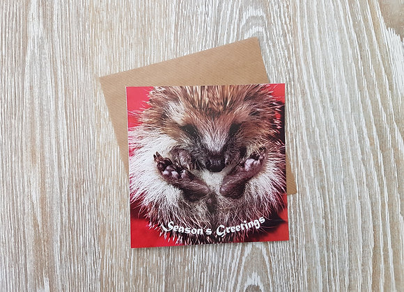 Christmas Card (Snape)