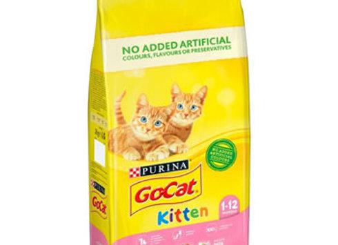 Go-Cat Kitten Dry Food Chicken 2kg