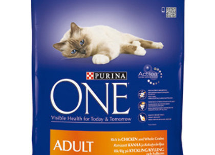 Purina One Dry Cat Food Chicken 3kg